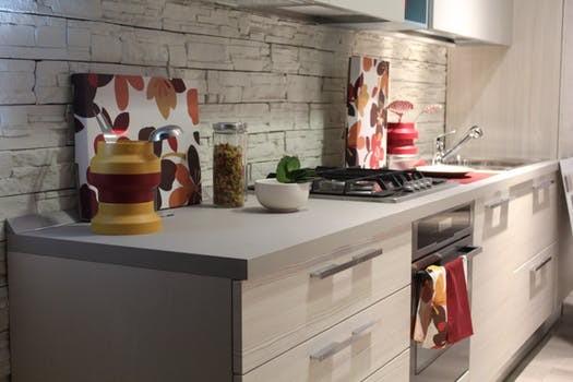 Putting Kitchen Tiles to Work