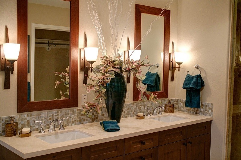 Tiles, Bathroom Style, and Design Layout Ideas